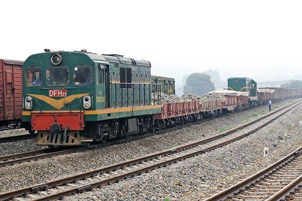 Giá cước vận chuyển hàng hóa bằng đường sắt cập nhập 2019