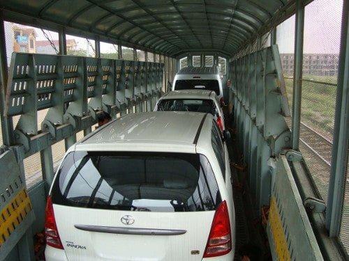 Chi phí vận chuyển xe ô tô từ sài gòn ra hà nội?