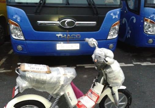 cước vận chuyển hà nội sài gòn xe đạp điện