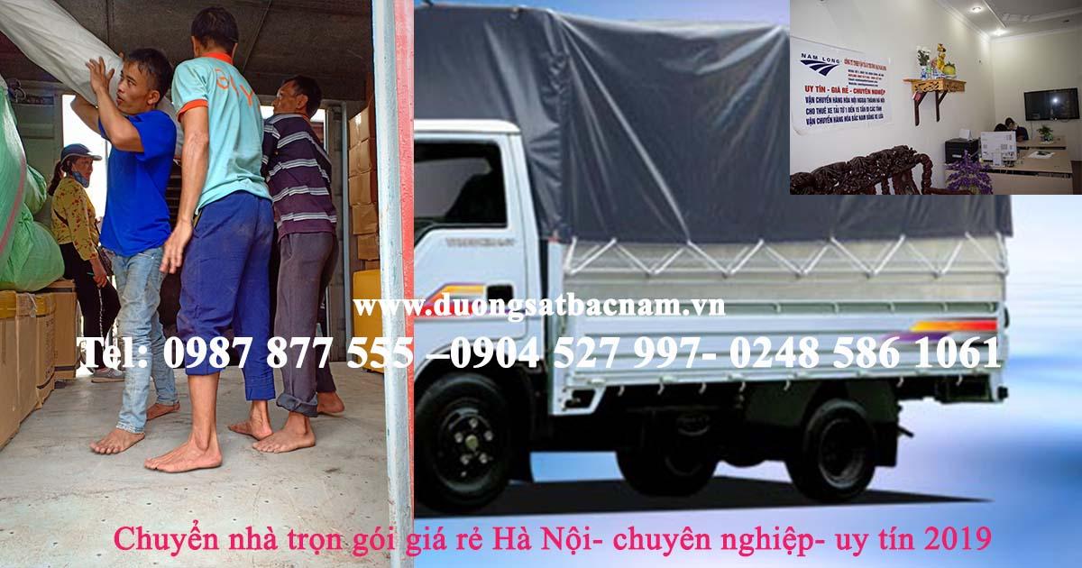 Dịch vụ cho thuê xe tải đi các tỉnh miền bắc giá rẻ